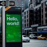 LinkNYC - Hello World!