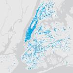 LinkNYC - Wi-Fi Map